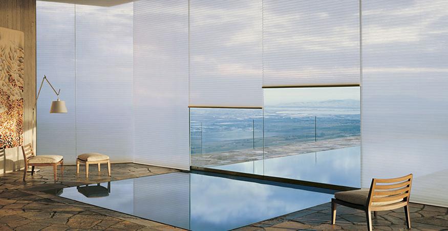 Hunter douglas houston area dealer houston blinds for less for Hunter douglas motorized vertical blinds